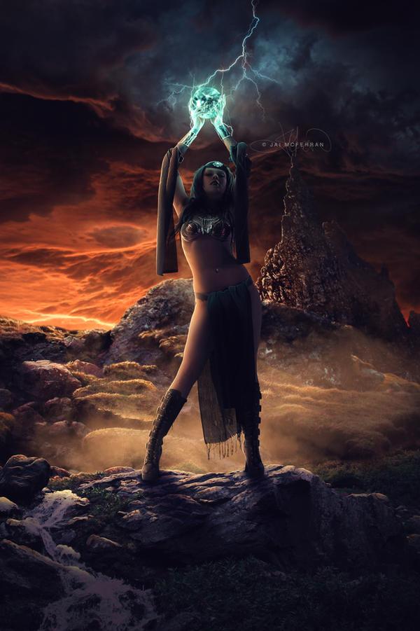 Against the Gods by JaiMcFerran
