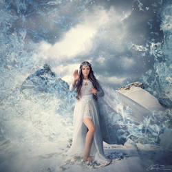 Ice Queen by JaiMcFerran