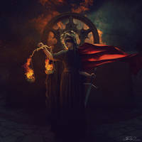 Hand of Sorrow by JaiMcFerran