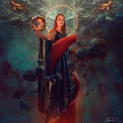 Heaven's Rage by JaiMcFerran