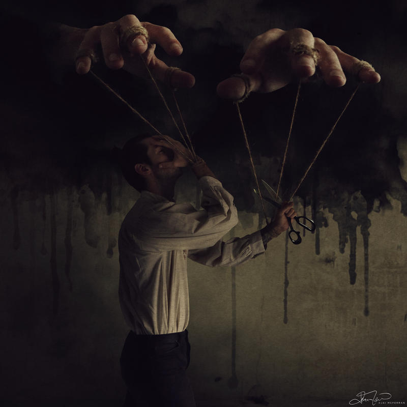 The Mind's Prison by JaiMcFerran