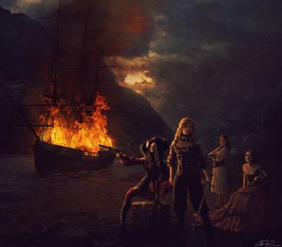 Beware the Black Sails