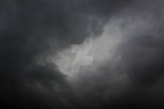 STOCK: Stormy Clouds