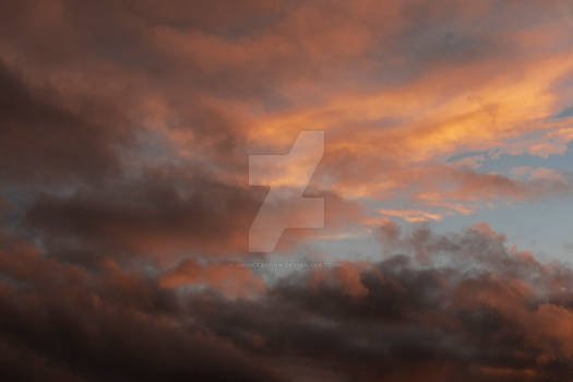 STOCK: Sunset Clouds