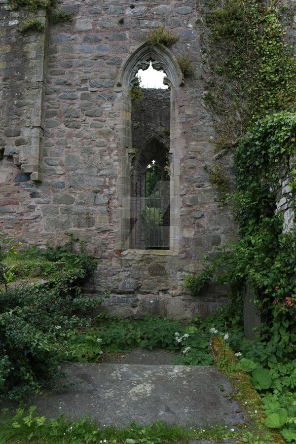 STOCK: Grey Abbey Ruins