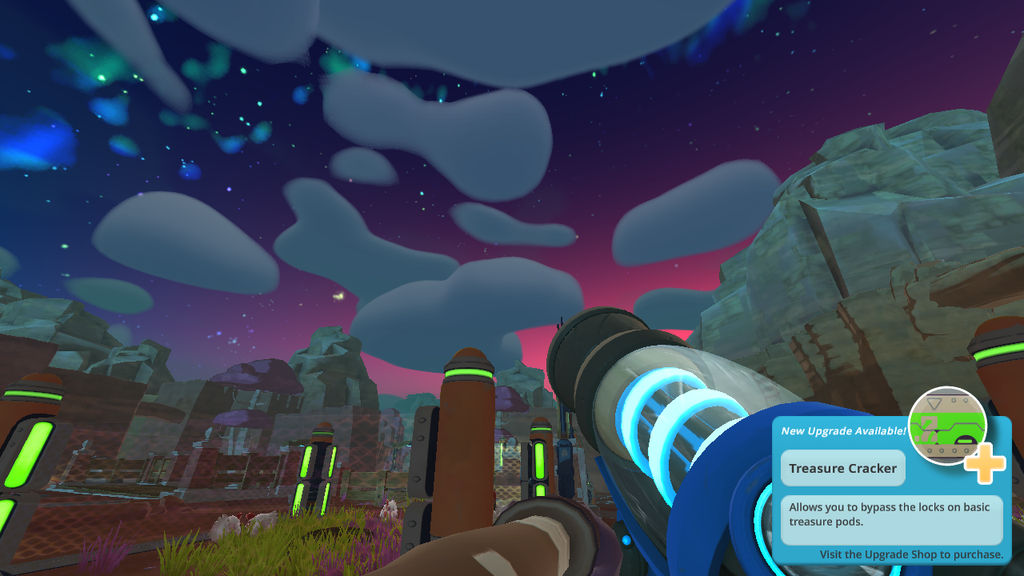 slime rancher all treasure pods