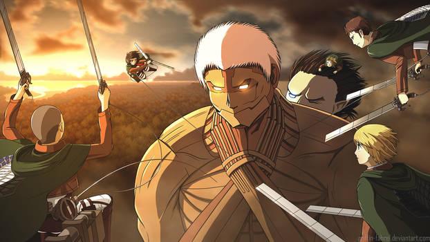Attack on Titan - Somebody
