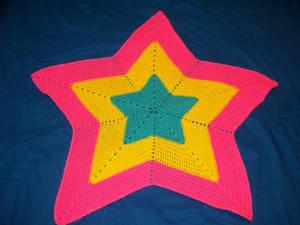Star-shaped Blanket