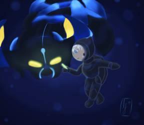 Abyss Watcher by HikariLatias