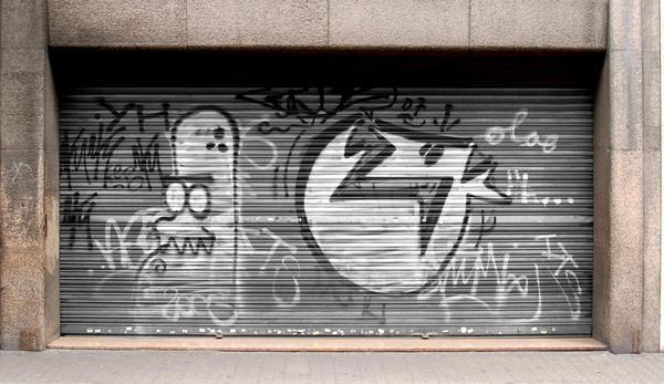 Spanish Pac Man by Doogon
