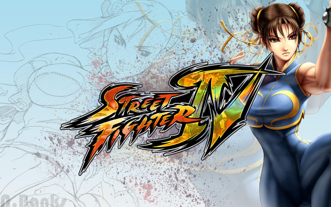 Street Fighter IV Chun-Li V2 by Neal2k