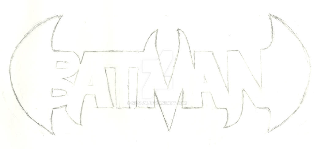 Batman Logo Sketches | Www.imgkid.com - The Image Kid Has It!