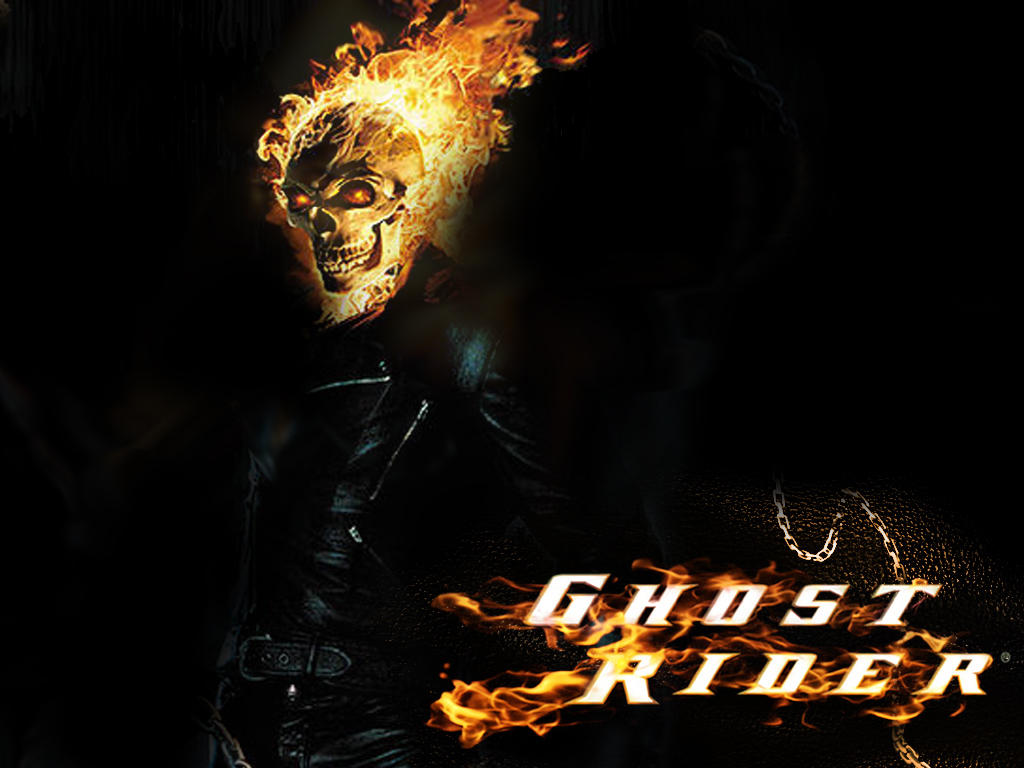 Ghost Rider Wallpaper by Neal2k on
