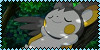 Emolga Fan Stamp by PurelyWhiteButterfly