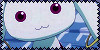 Kyubey Stamp by PurelyWhiteButterfly