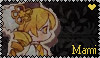 Mami Stamp - Puella Magi by PurelyWhiteButterfly