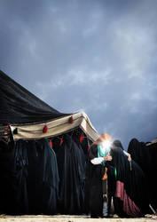 Imam Hussein by sadiqalkhater