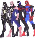 Spider suits 2