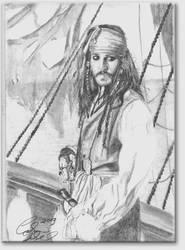 Captain jack by tmstudio