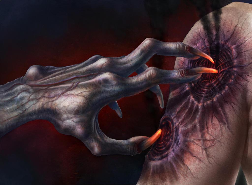 Demon Touch by RamenRamen