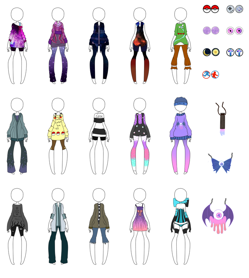 Featured image of post Tomboy Outfits For Gacha Club