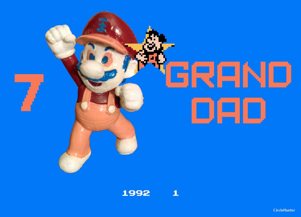 7 GRAND DAD Title (ft. Grand Dad Bootleg Figure) by CircleHunter