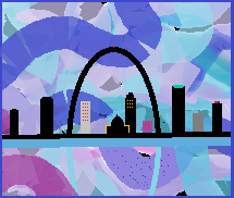 Stl. at Night - MS Paint by jangeril