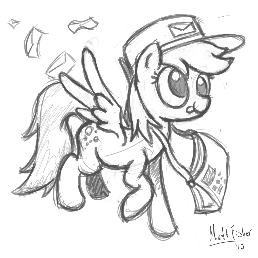 derpy hooves coloring pages | Mlp Derpy Coloring Sheets Coloring Pages