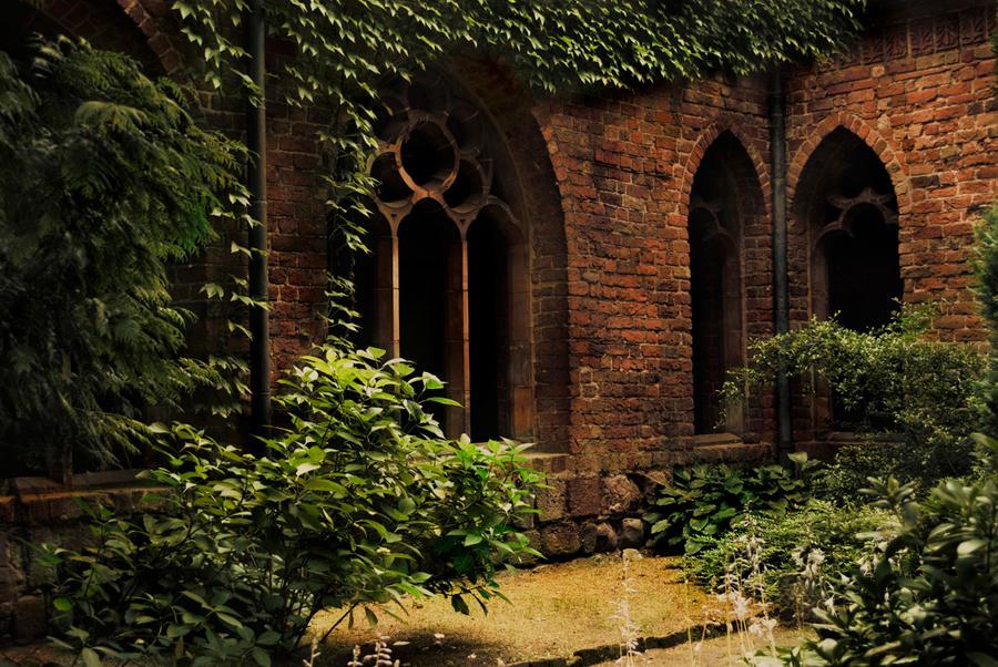 Garden of contemplation by the-amen-corner