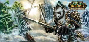 Pandaren Battlemaster