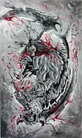 Darksiders Joker Card by Omar-Atef