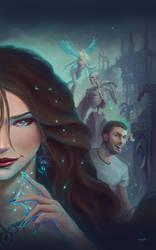Heartstone: Dark Enchantress by Omar-Atef