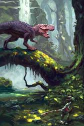 Dino Illustration