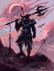 Warrior Class by Omar-Atef
