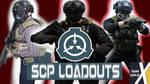 SCP MTF Loadouts by FoammX
