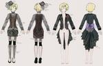Demon Alois Costume Design