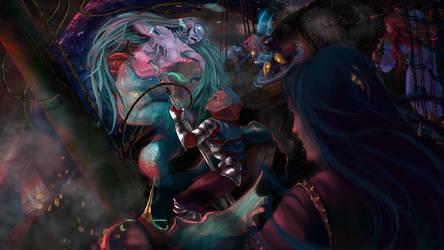 The Dark Odyssey by AH-Adonneniel