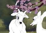 Bambi and Faline base(02)