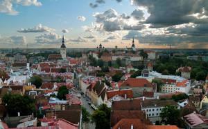 Old Tallinn by n-John