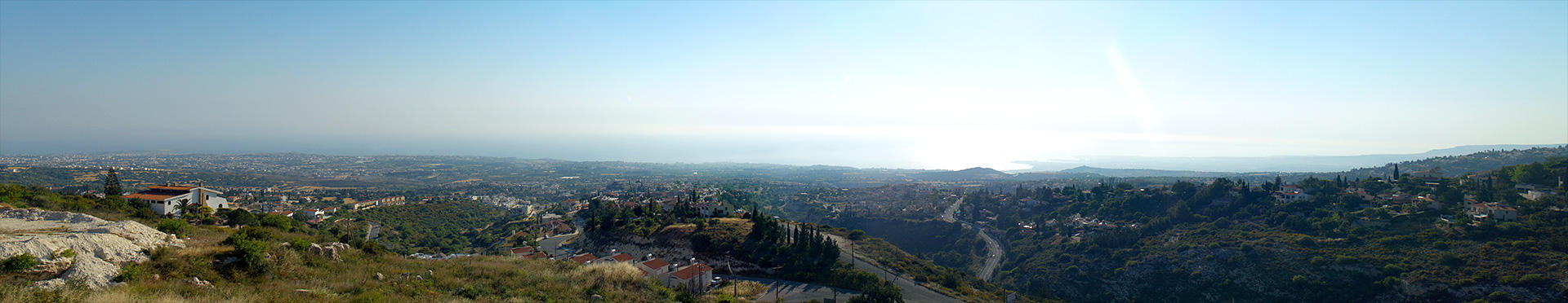 Cyprus, Pafos Panorama