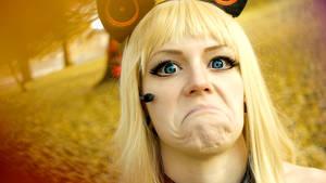 Grumpy Vocaloid