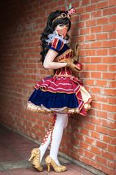 Steampunk Snow White by enjoithis