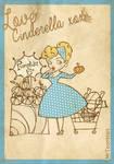 CINDERELLA (Retro Disney Princess)