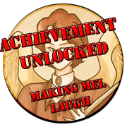 Unlocked achievement for Emil by Betachan