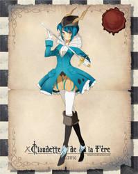 PP: Claudette de la Fere