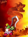 Ultra flame sword Kirby