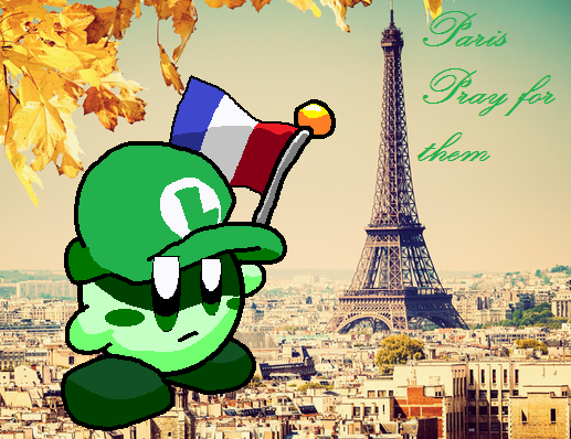 Support Paris by luigikirby64