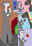Komiks Mrok Koszmarka i Jablko