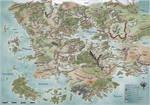 Forgotten Relams Alternate Map