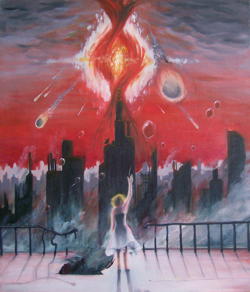 End of the World by Feylore